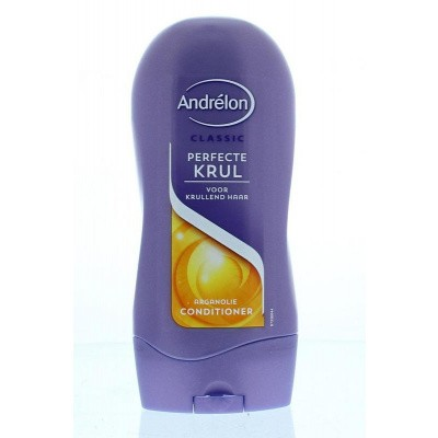 Andrelon Conditioner perfecte krul