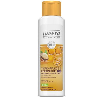 Lavera Shampoo conditioner 2 in 1 deep care & repair F-D