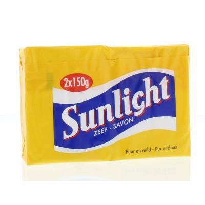 Sunlight Huishoudzeep 2 x 150 gram