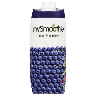 Mysmoothie Blauwe bessen