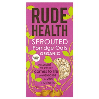 Rude Health Sprouted porridge oats