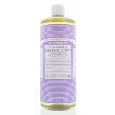 DR Bronners Liquid soap lavendel