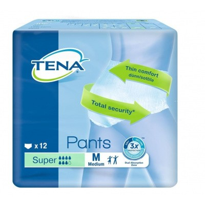 Tena Pants super medium m/v