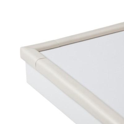 Jippies Foam tafelbeschermer wit