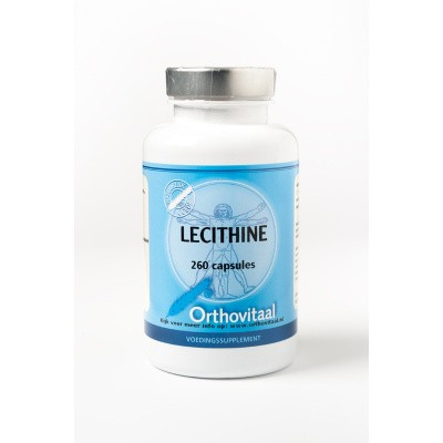 Orthovitaal Lecithine 270 mg