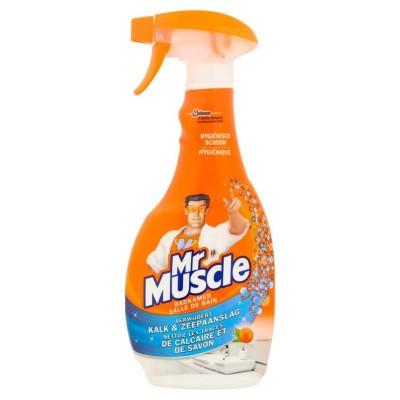 Mr Muscle Badkamer