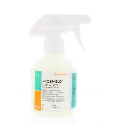 Proshield foam & spray cleanser
