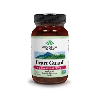 Organic India Heart guard bio caps