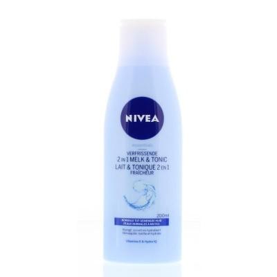 Nivea Essentials 2 in 1 melk & tonic verfrissend