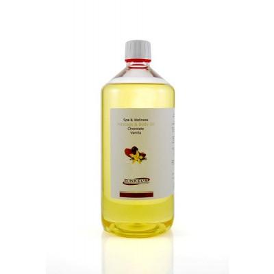Ginkel's Massage & body oil chocolade & vanille