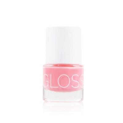 Glossworks Natuurlijke nagellak pink champagne
