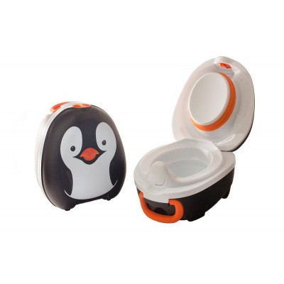 Jippies My carry potty pinguin