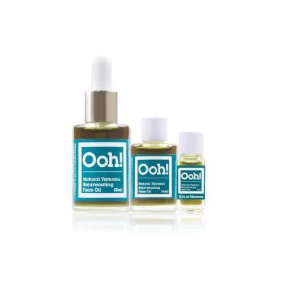 Ooh! Organic tamanu face oil