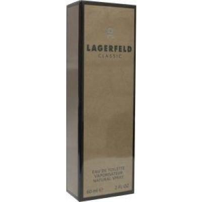 Karl Lagerfeld Classic eau de toilette vapo man