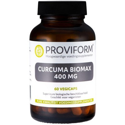 Proviform Curcuma biomax 400 mg