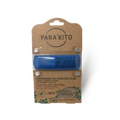 Parakito Armband blauw met 2 tabletten