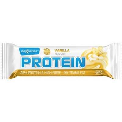 Maxsport Proteine bar vanille