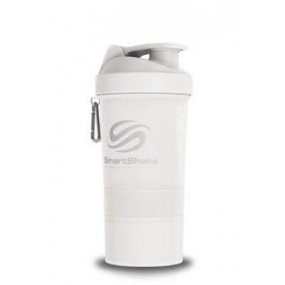 Liever Gezond Smartshake neon white 600 ml
