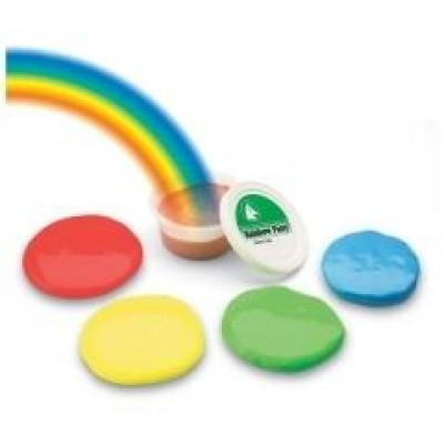 Able 2 Rainbow putty medium soft rood 454 gram