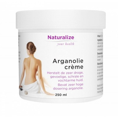 Naturalize Arganolie creme