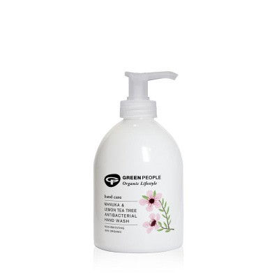 Green People Hand wash anti bacterieel