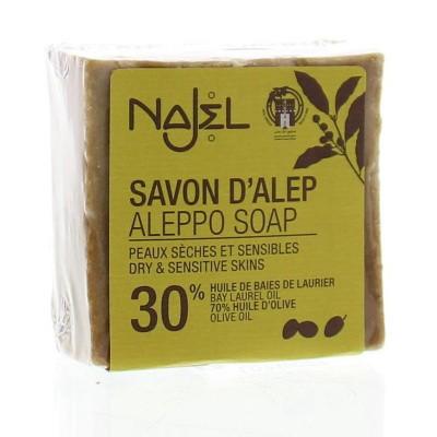 Najel Aleppo zeep olijf olie 30%