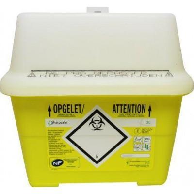 Medeco Naalden container Sharps