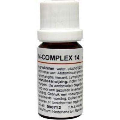 Nosoden N Complex 14 lymphang