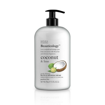 Baylis & Harding Beauticology bath & shower creme coconut