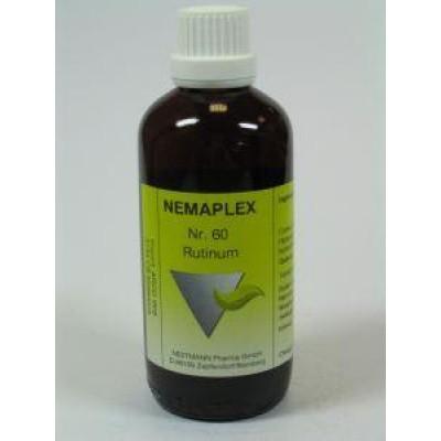 Nestmann Rutinum 60 Nemaplex