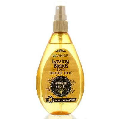 Garnier Loving blends body olie olijf