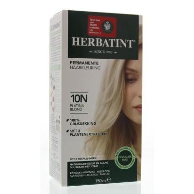 Herbatint 10N Platinum blond