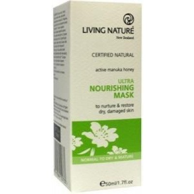 Living Nature Ultra nourishing mask