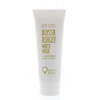 Alyssa Ashley White musk body lotion