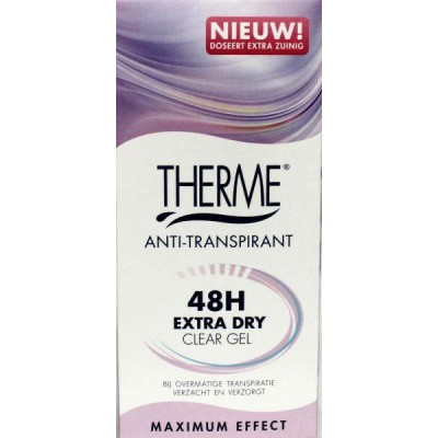 Therme Anti-transpirant women clear maximum effect