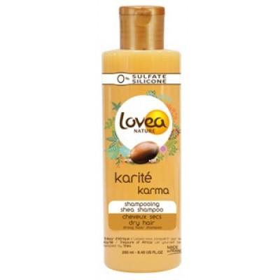 Lovea Karite karma shampoo