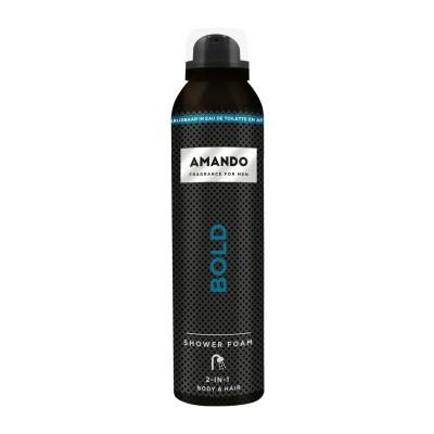 Amando Bold shower foam