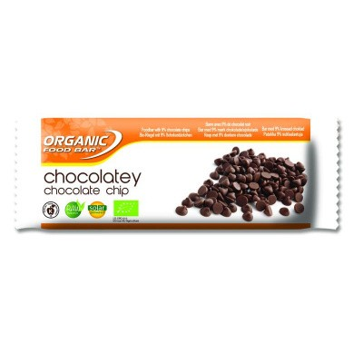 Organic Food Bar chocolaty chocolat 50 gram