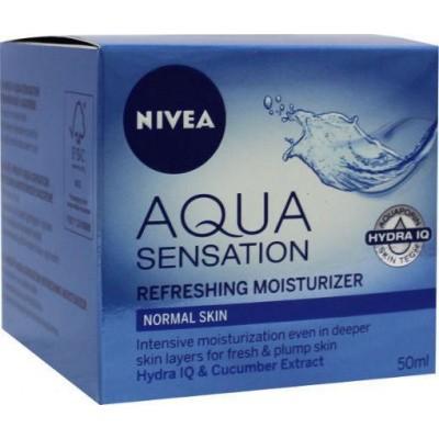 Nivea Visage aqua sensation dagcreme