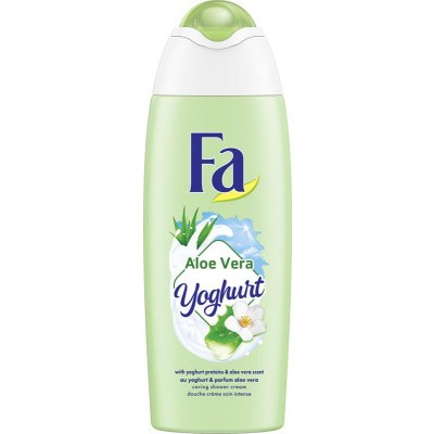 FA Douchegel yoghurt of care aloe vera