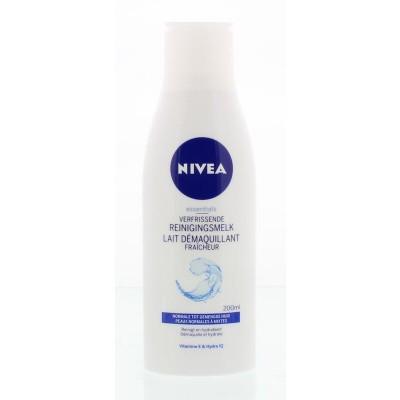 Nivea Essentials reinigingsmelk normale/gemengde huid