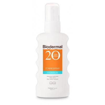 Biodermal Hydra plus zonnespray SPF20