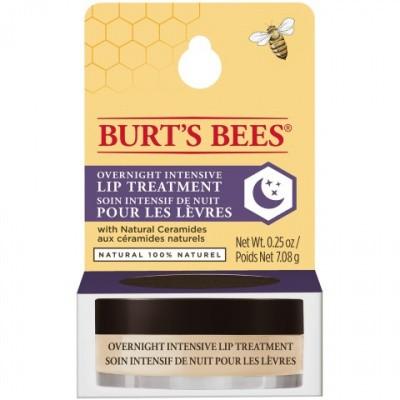 Burts Bees Lip treatment overnight intensive