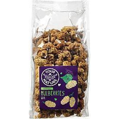 Your Organic Nat Mulberries wit
