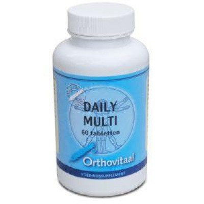Orthovitaal Daily multi vitamine