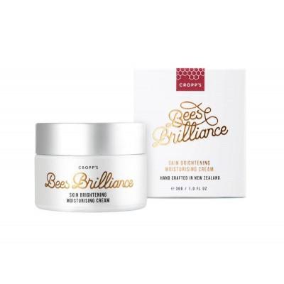 Bees Brilliance Skin brightening moisturizing cream
