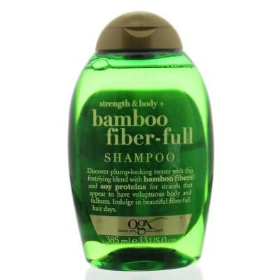 OGX Shampoo bamboo fiber full
