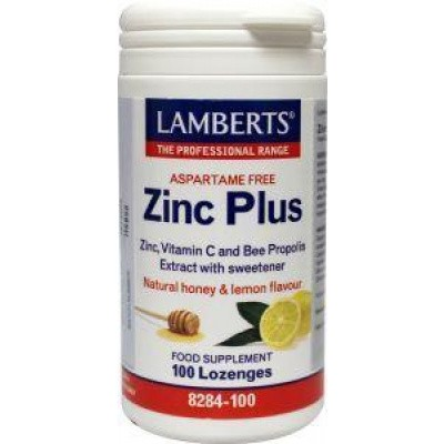 Lamberts Zink (zinc) plus