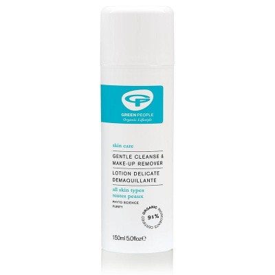 Green People Gentle cleanse & make up remover