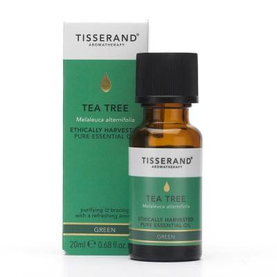 Tisserand Tea tree organic ethically harvested